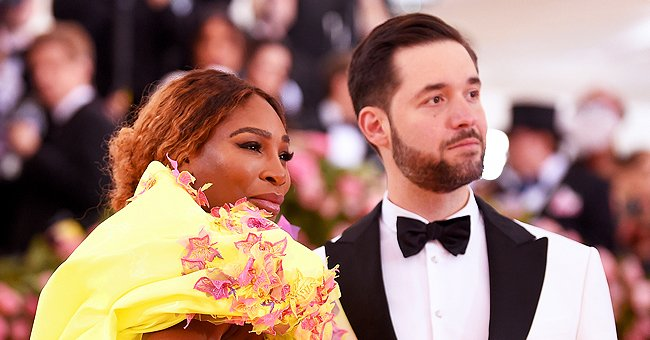 Serena Williams' Husband Alexis Talks about Their Daughter Getting Regular Tests for COVID-19