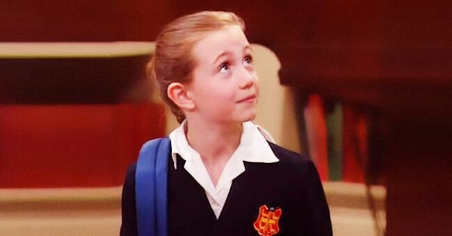 Madelina Zima Who Played Little Grace in 'The Nanny' Is All Grown up and Looks Stunning