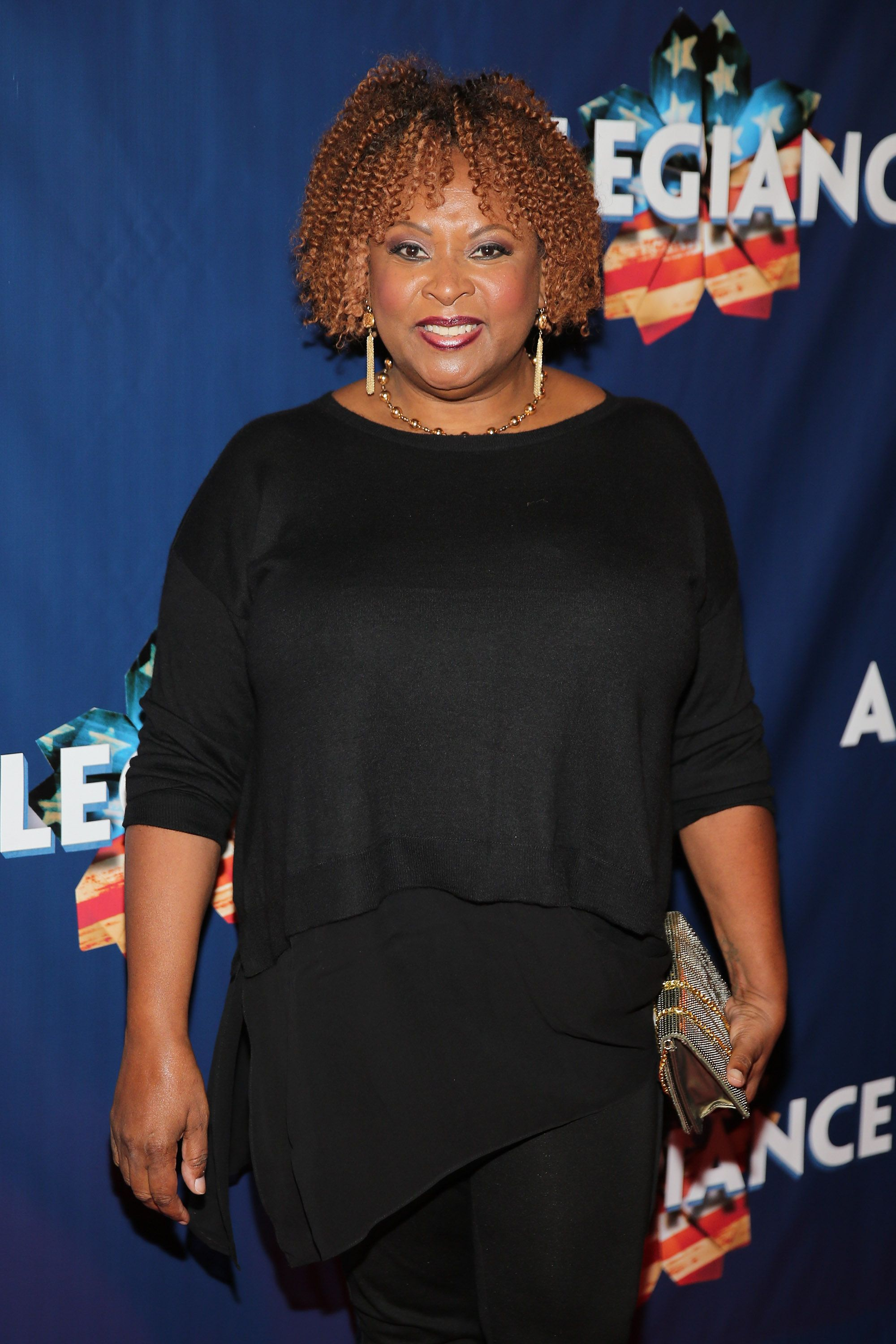 Robin Quivers at the 'Allegiance' Broadway opening night in 2015 in New York | Source; Getty Images
