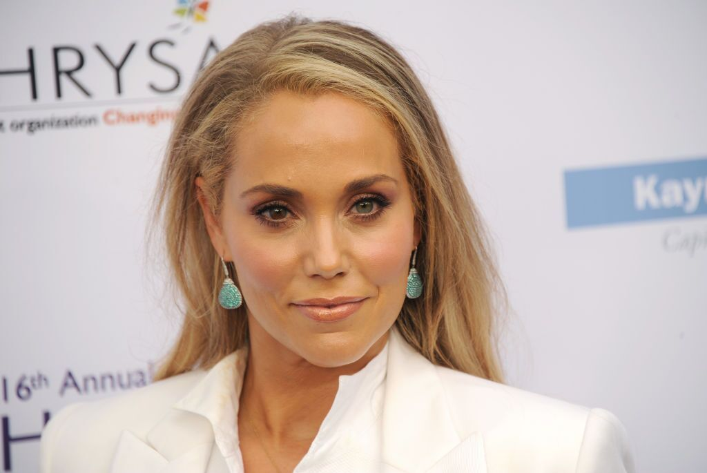 Elizabeth Berkley arrives at the 16th Annual Chrysalis Butterfly Ball at a private residence on June 3, 2017 in Brentwood, California. | Photo: Getty Images