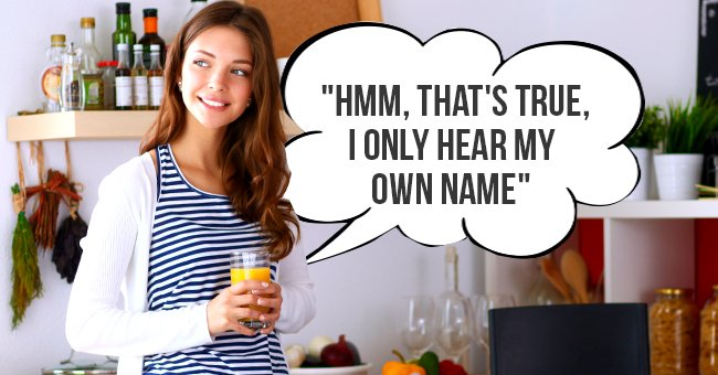 Daily Joke: Kitchen Where Certain Questions are Not Heard