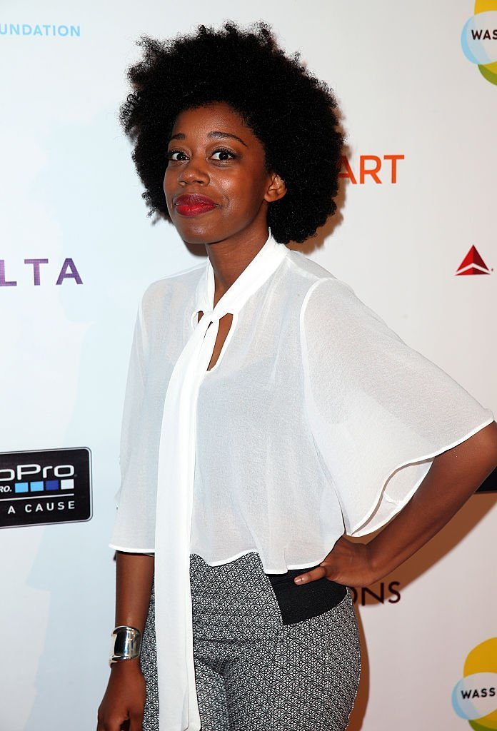 L'actrice Diona Reasonover. I Image: Getty Images.