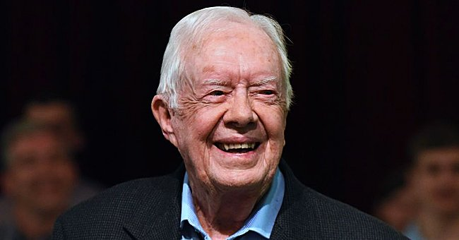 Jimmy Carter, 96, Sends Well Wishes After Missing Inauguration Day for the 1st Time in 44 Years