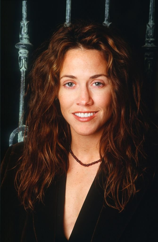 Portrait of Sheryl Crow, Royal Windsor Hotel, Brussels, Belgium | Photo: Getty Images