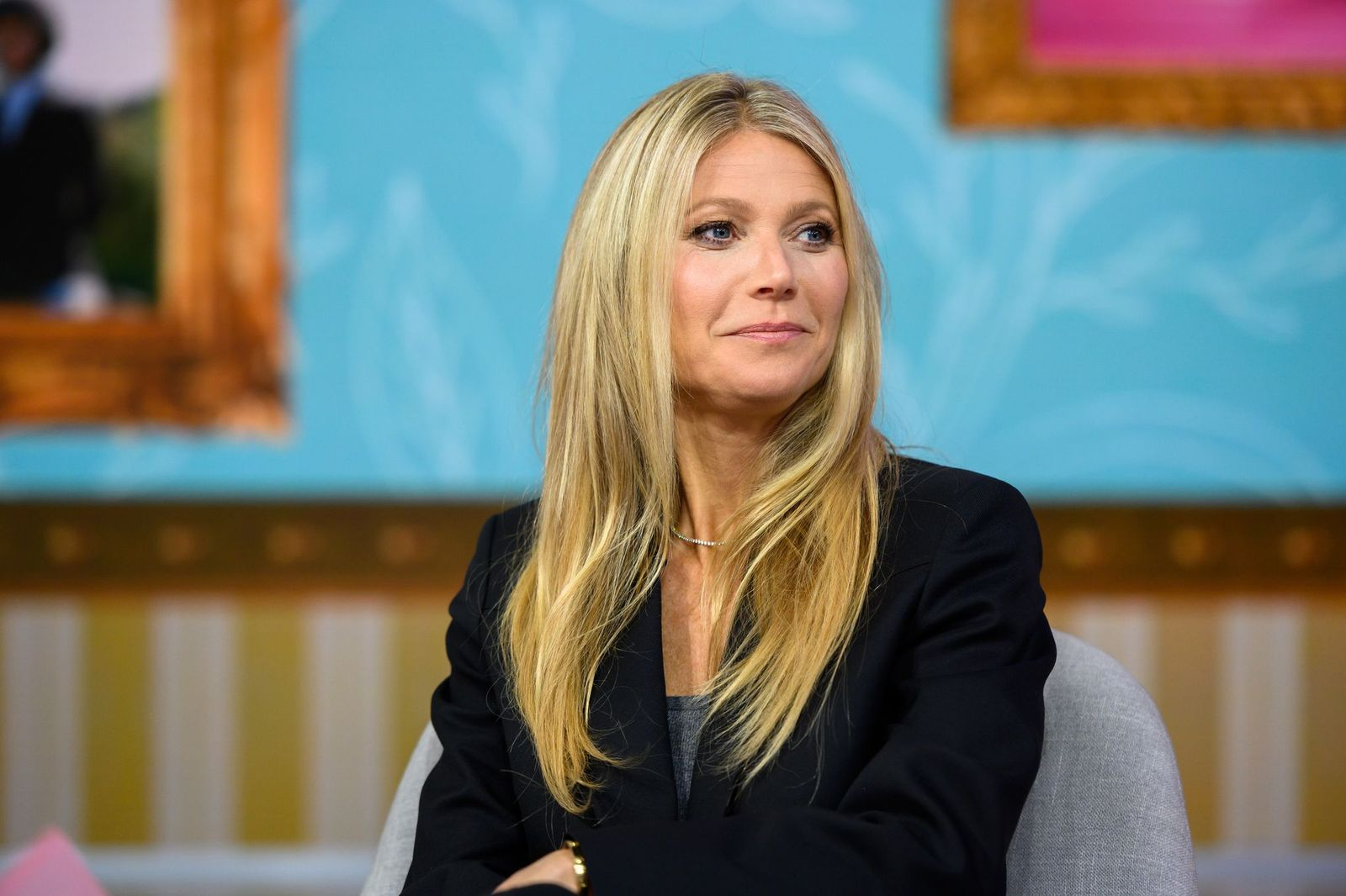 "Gwyneth Paltrow on the ""Today"" show on September 26, 2019 