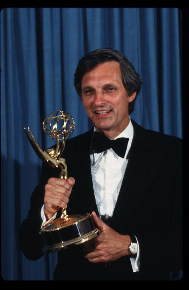 Alan Alda at the 1979 Emmy Award in Los Angeles, California | Photo: Getty Images