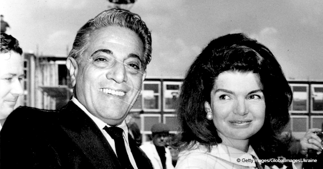 Story of How Jacqueline Kennedy Turned into 'Jackie O' by Marrying Again after John's Death