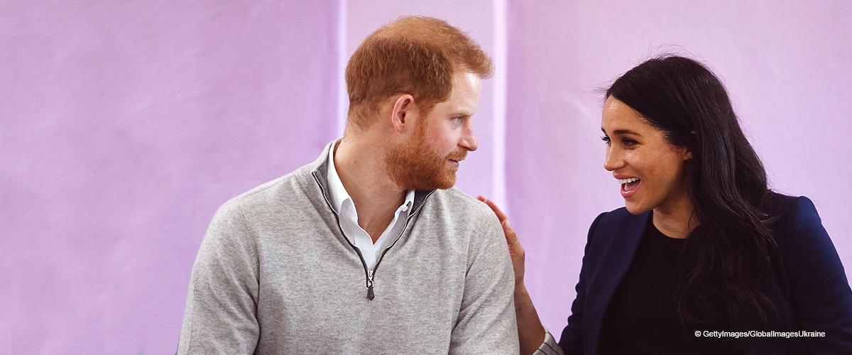 """Prinz Harry wird angeblich """"wütend"""" über Meghan Markles neuen öffentlichen Spitznamen sein"""