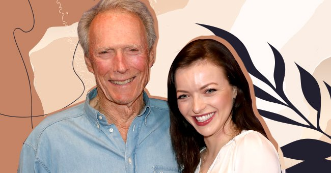 Clint Eastwood's Daughter Francesca Flaunts Her Figure in a Peach Maxi Dress – See the Photo