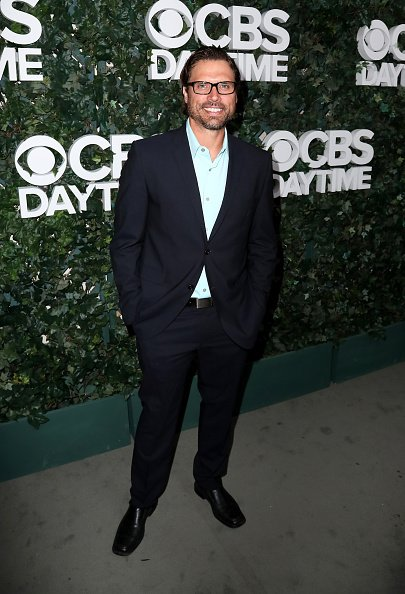 Joshua Morrow attends the CBS Daytime at The Paley Center for Media | Photo: Getty Images