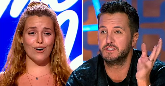 'American Idol' Contestant Makes Luke Bryan Cry with Her Out-of-This-World Singing Performance