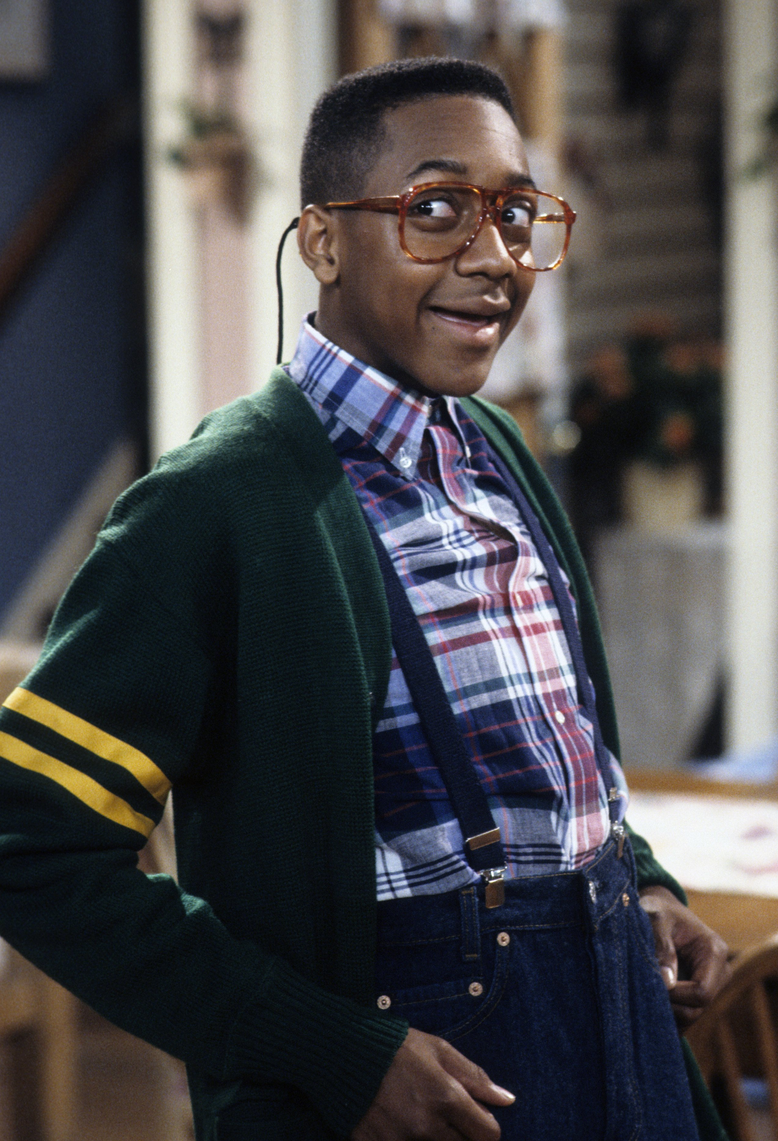 Jaleel White on an episode of Family Matters on October 9, 1992. | Photo: Getty Images