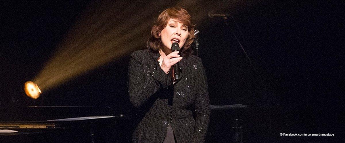 La chanteuse Nicole Martin est décédée à l'âge de 69 ans