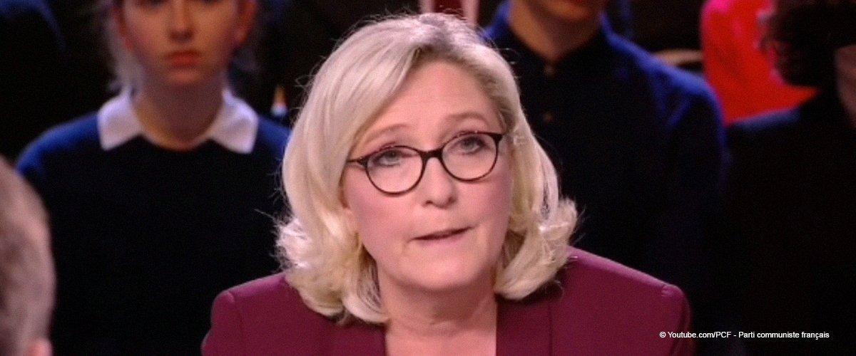 """Marine Le Pen et Meriem Derkaoui ont """"détruit"""" le spectacle de Léa Salamé par une bataille verbale"""