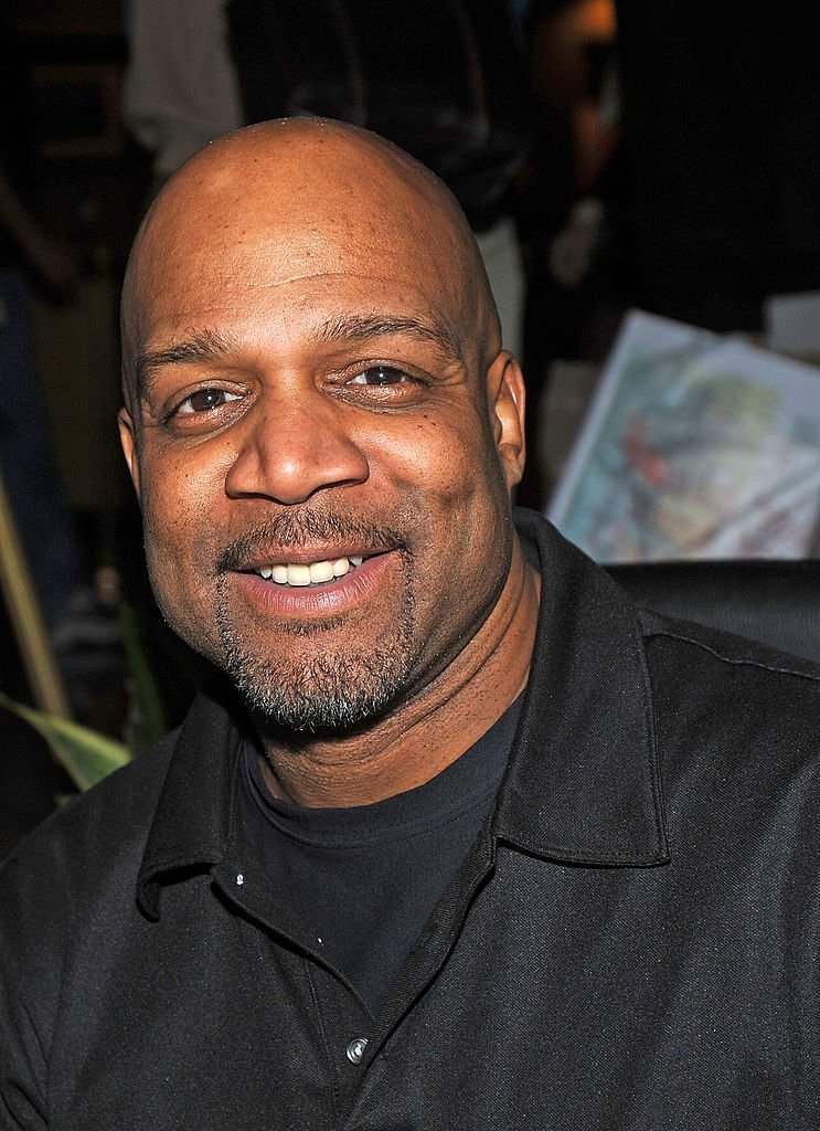 Haywood Nelson attends the 2011 Chiller Theatre Expo at the Hilton Parsippany    Getty Images