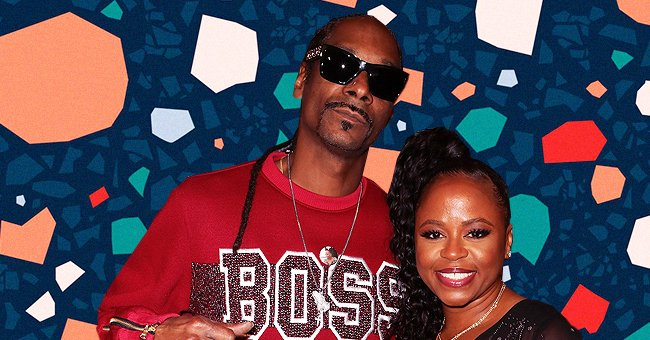 Snoop Dogg's Wife Shante Broadus Stuns in a Beige Ensemble with Lavish Bag after Becoming Her Husband's Manager
