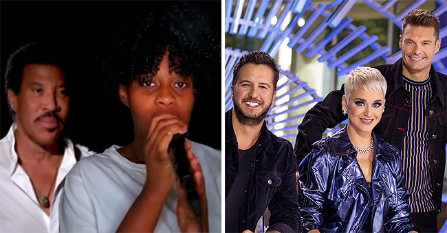'American Idol' Alums and Judges Join Lionel Richie for Historic Rendition of 'We Are the World'