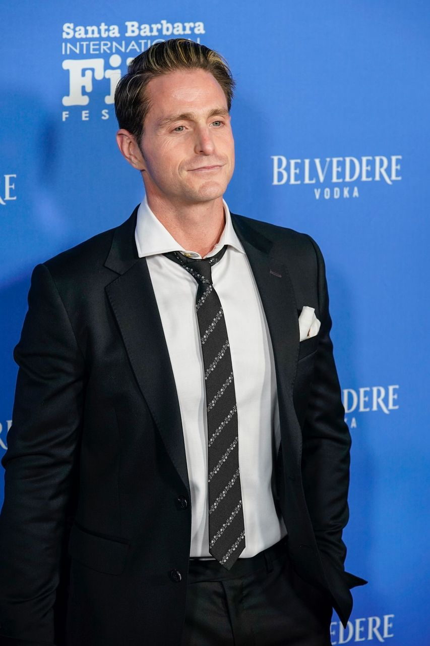 Cameron Douglas walks the red carpet at the Kirk Douglas Award for Excellence in Film. | Source: Getty Images