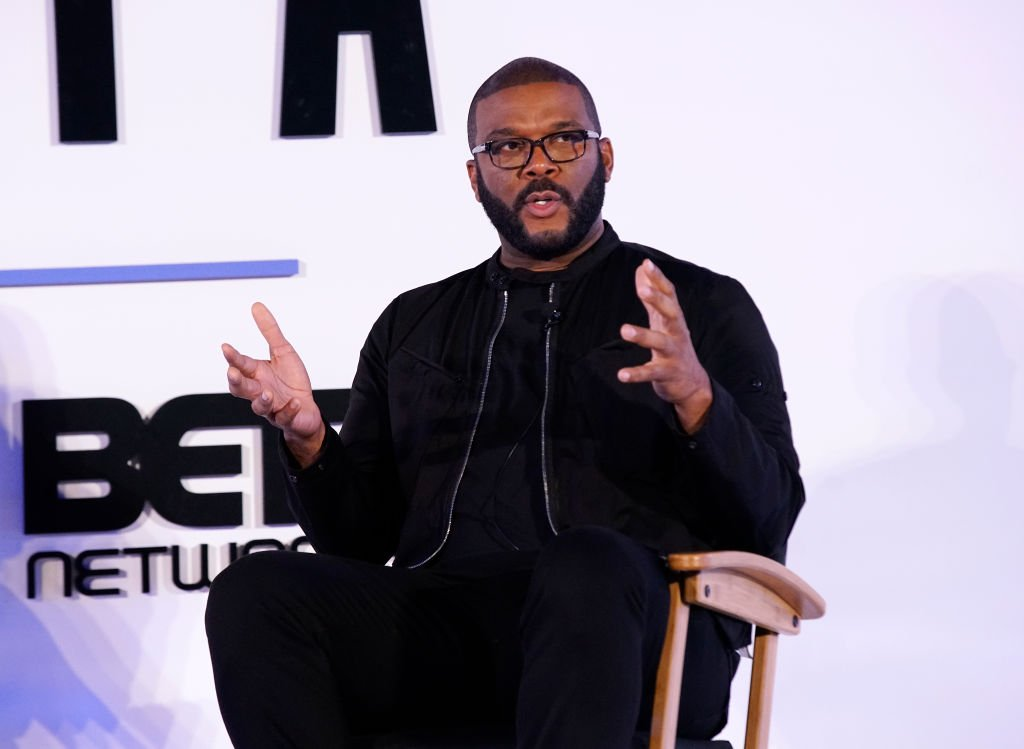 Film maker Tyler Perry attends META Convened by BET at Milk Studios | Photo: Getty Images