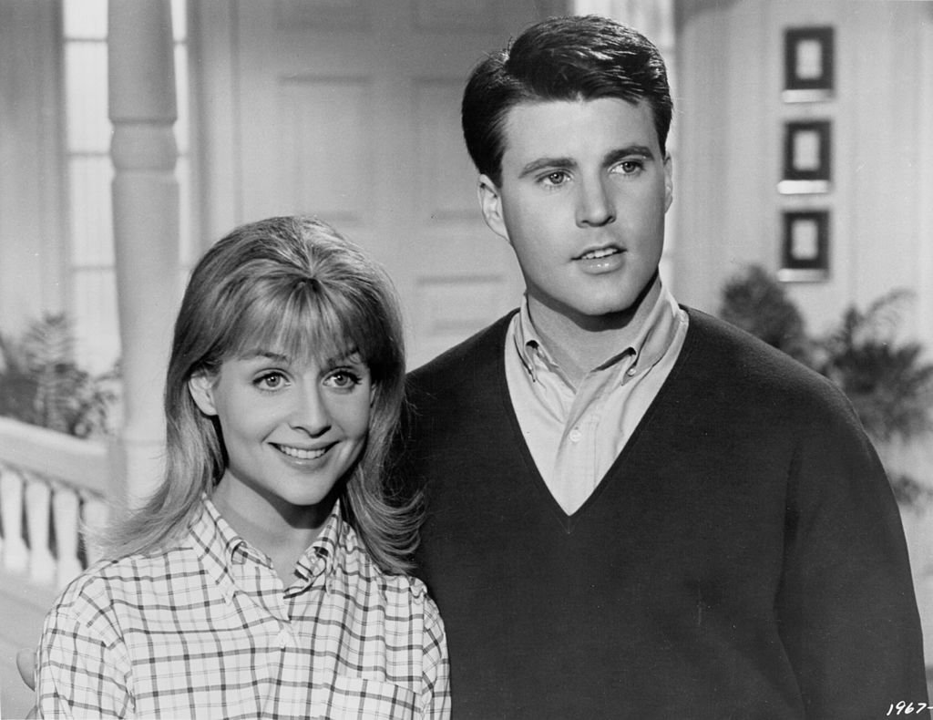 Rick Nelson and wife Kristin Nelson pose for a portrait on January 01, 1963   Photo: Getty Images