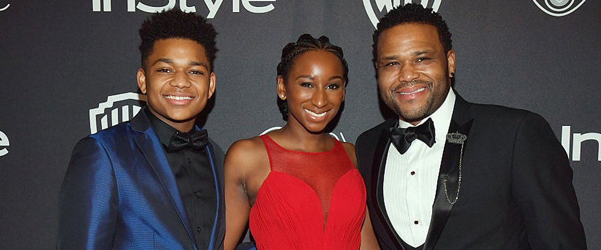 Anthony Anderson Is Father of 2 Adult Children Who He Cut Off for Their Own Good