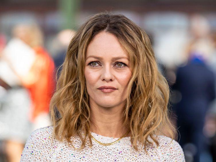 La photo de Vanessa Paradis | Source: Voici, Twitter