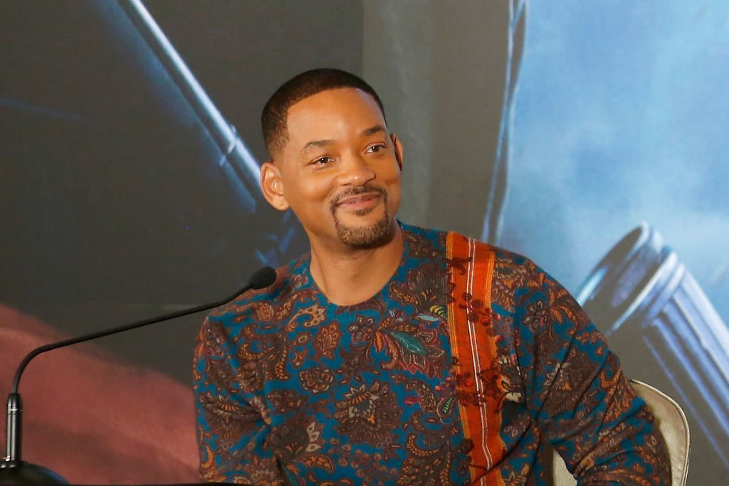"Will Smith attends the Paramount Pictures ""Gemini Man"" Taipei Press Conference at Mandarin Oriental Hotel 