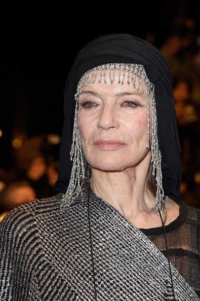 Veruschka von Lehndorff, 'Nobody Wants the Night' Premiere - 65th Berlinale International Film Festival | Quelle: Getty Images