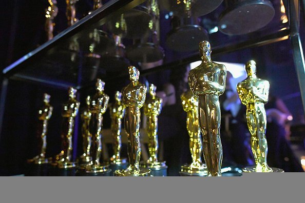 Oscar statues are seen backstage during the 91st Annual Academy Awards at the Dolby Theatre on February 24, 2019 in Hollywood, California | Photo: Getty Images