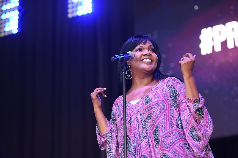 CeCe Winans on July 29, 2017 in Atlanta, Georgia | Photo: Getty Images