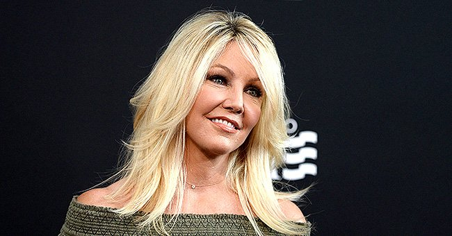 People: Heather Locklear Is in Great Place after Celebrating 1 Year of Sobriety
