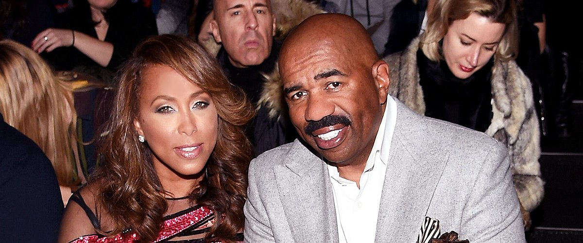 Meet Steve Harvey's Third Wife Marjorie Who Is the Mother of Their Three Kids