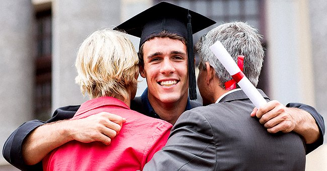 Daily Joke: Son Graduates from High School and Is Asked to Give a Speech