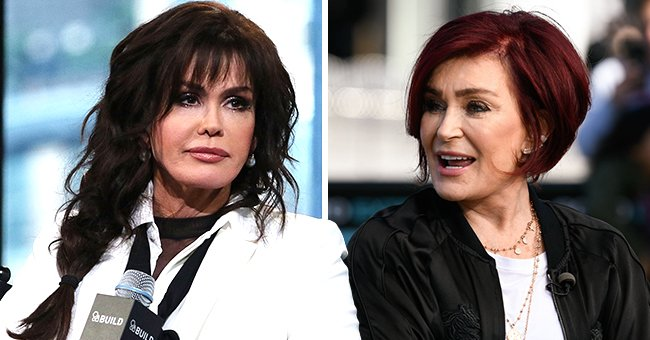 Here's What Sharon Osbourne Said about 'The Talk' Following Marie Osmond's Exit from the Show