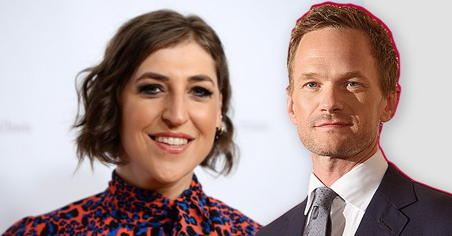 Mayim Bialik at the Saban Community Clinic's 43rd Annual Dinner Gala on November 18, 2019, in Beverly Hills, California, andNeil Patrick Harris at CNN Heroes Red Carpet Arrivalson November 17, 2015, in New York City | Photos:Amanda Edwards & Dimitrios Kambouris/Getty Images