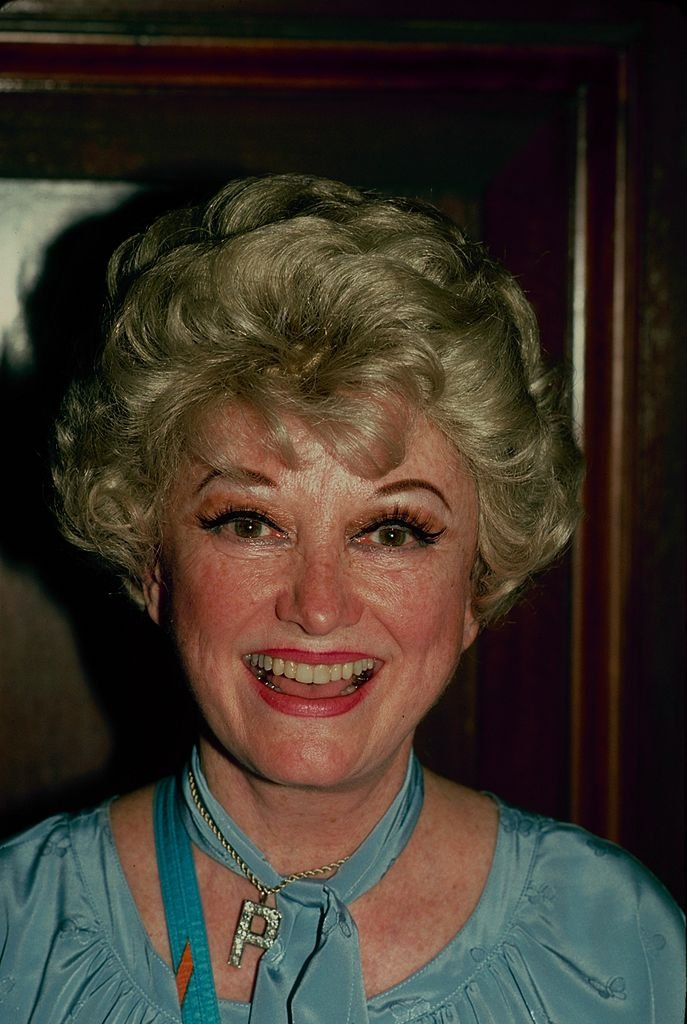 American actress and comedienne Phyllis Diller  | Photo: Getty Images
