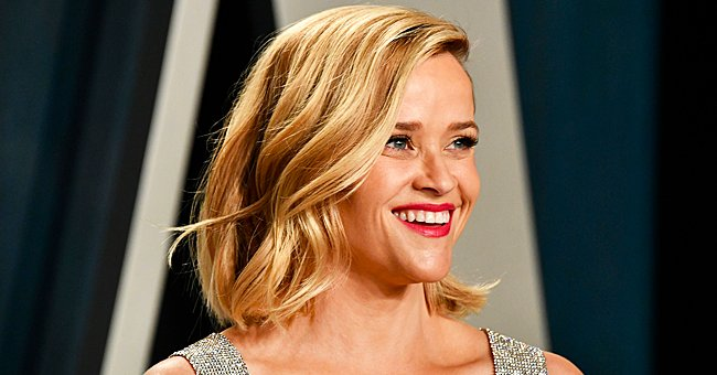 Reese Witherspoon's Photo of Her Son Deacon Sparks Comparison to an Iconic Teen Magazine Poster