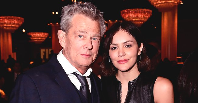 David Foster Reveals What He Loves about His Younger Wife Katharine McPhee on 'Today'