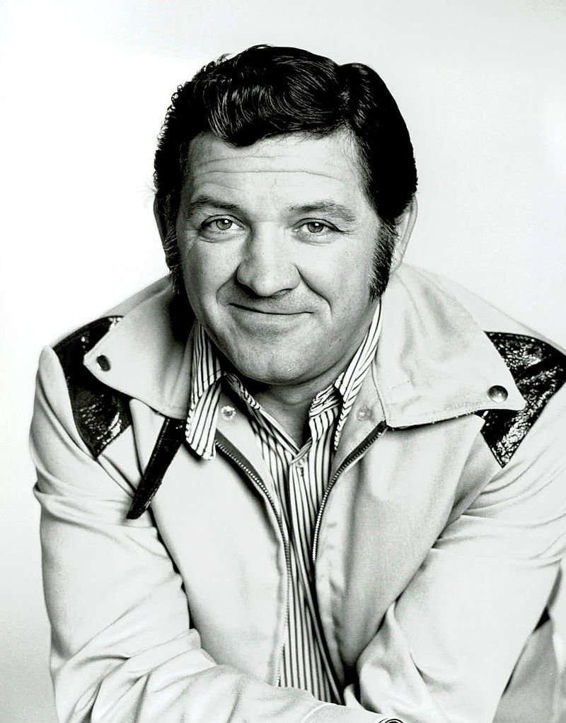 "George Lindsey in the 1973 television special ""The Orange Blossom Special"" 