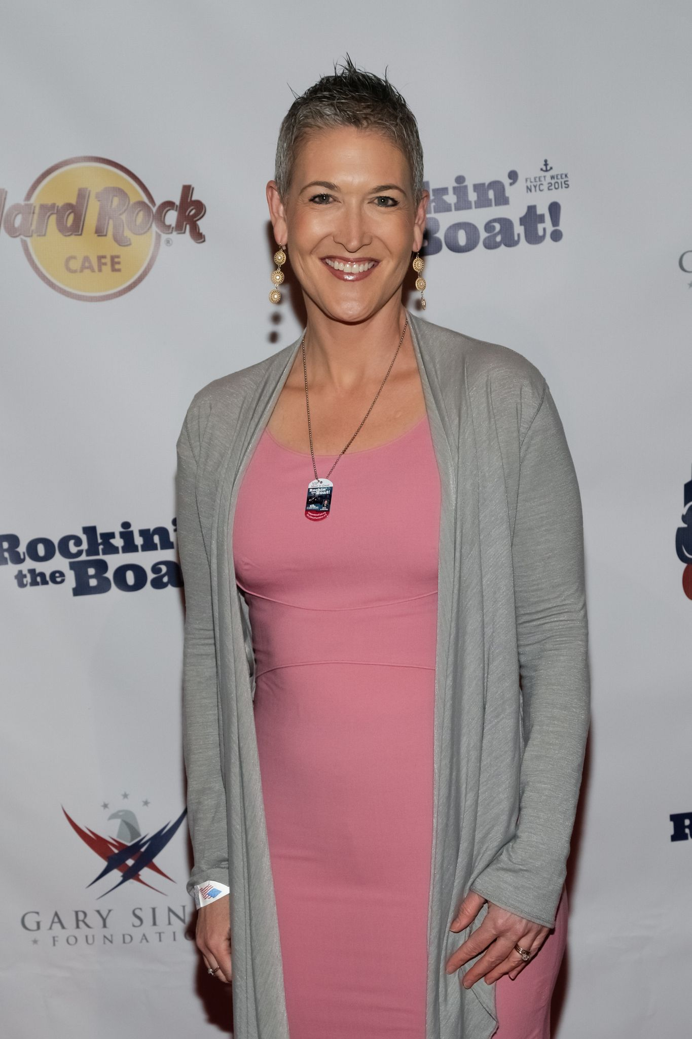 Jennifer Griffin at the Rock The Boat Fleet Week Kickoff Concert in 2015 in New York City | Source: Getty Images