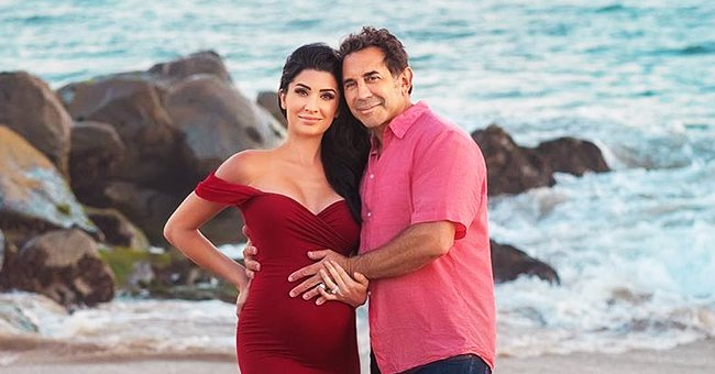 Check Out the Gorgeous Maternity Shoot Pictures of 'Botched' Star Dr Paul Nassif and Expectant Wife Brittany