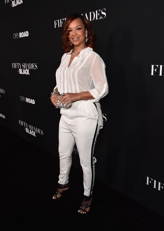 LisaRaye attending a Fifty Shades of Black event | Source: Getty Images/GlobalImagesUkraine
