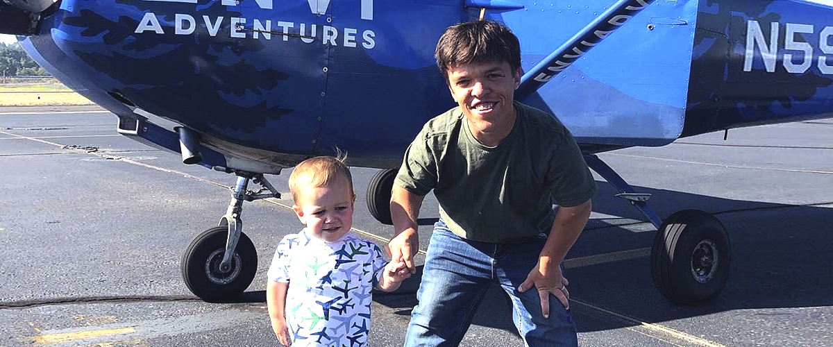 Why Matt Roloff Is Building an Airplane for His Grandson Jackson