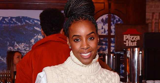 Kelly Rowland Pouts Alongside Her Son Titan Jewell Weatherspoon — See the Cute Photo