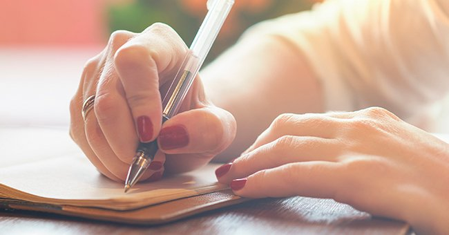 Someone wrote a letter for Karen   Source: Shutterstock