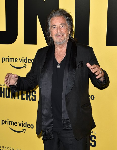 Al Pacino at DGA Theater on February 19, 2020 in Los Angeles, California. | Photo: Getty Images