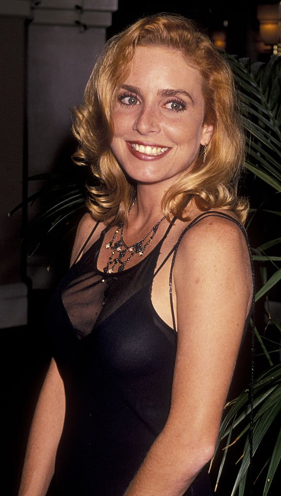 Dana Plato attends Saturn Awards on October 20, 1994 in Hollywood   Photo: Getty Images