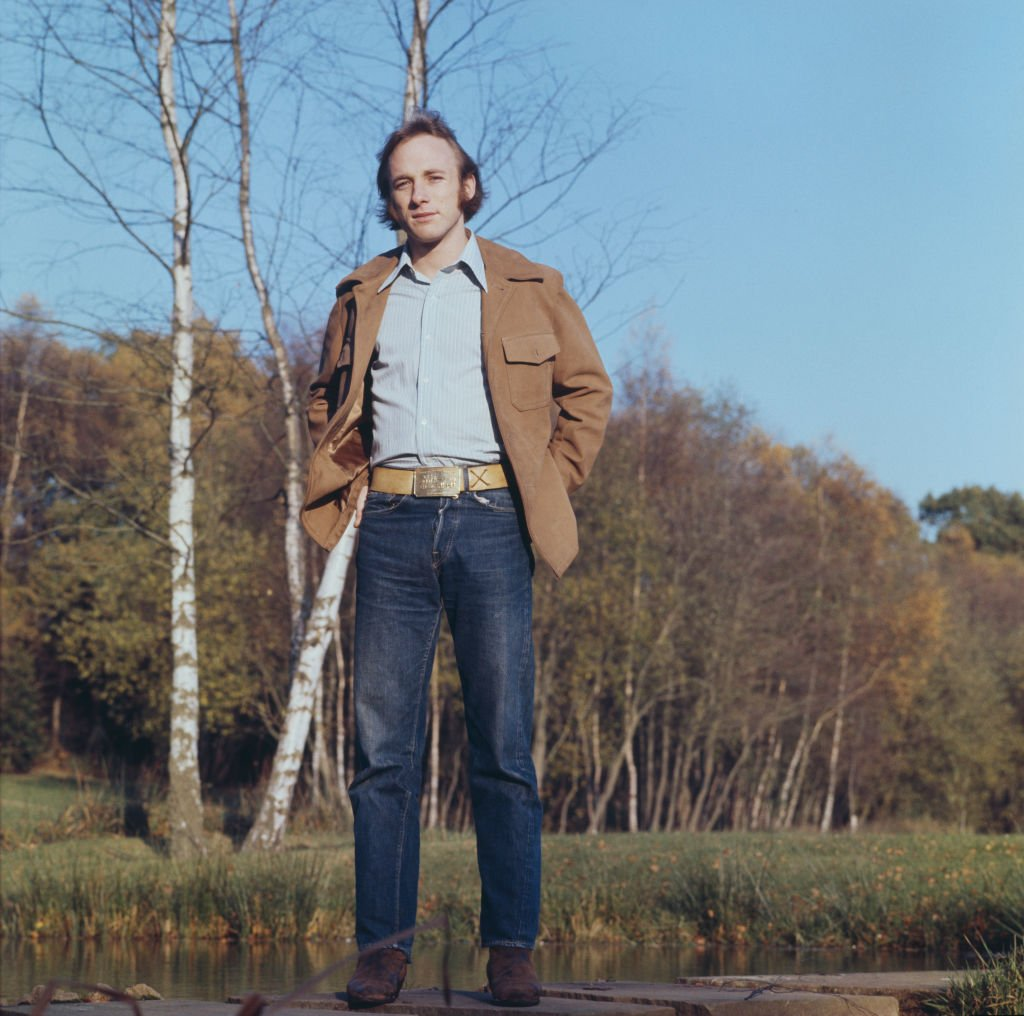Le chanteur Stephen Stills en 1970. l Source : Getty Images