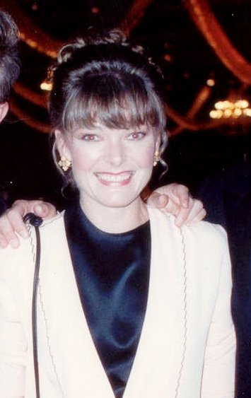 Jane Curtin at the 41st Emmy Awards. | Source: Wikimedia Commons