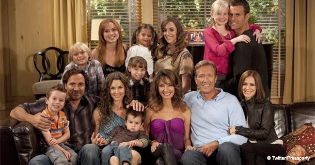Susan Lucci reunites with 'All My Children' cast 8 years after finale, and they look so radiant